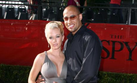 Mr., Mrs. Hank Baskett