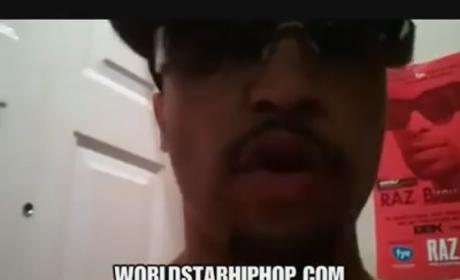 Ricky Romance Threatens to Kill Chris Brown Over Raz B Comments
