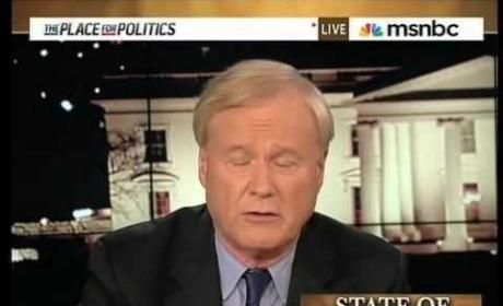 Chris Matthews on Obama: I Forgot He Was Black!