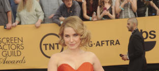 Sophia Bush at the SAG Awards
