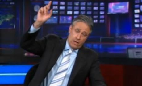 Jon Stewart Calls Out Glenn Beck for Hilarious, Dangerous Hypocrisy