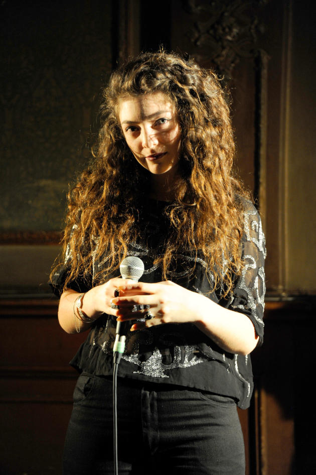 Lorde Pic