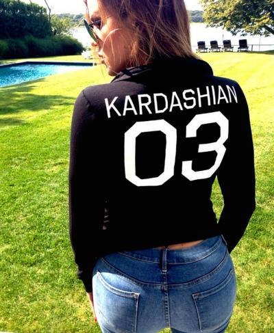 Khloe Kardashian Butt Pic