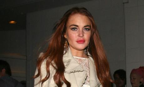 Lindsay Lohan: Hair of Fire Makes a Comeback!