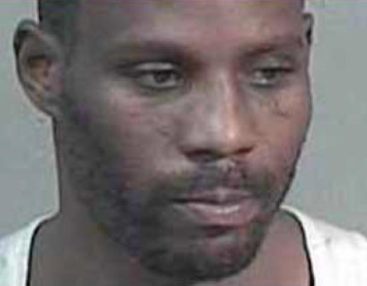 DMX Booking Photo