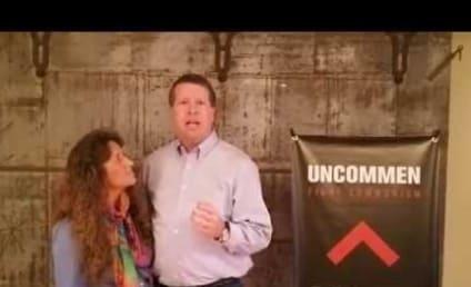 Jim Bob & Michelle Duggar Promote UNCOMMEN App, May Not Appreciate Irony