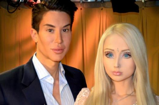 Justin Jedlica, Real-Life Ken Doll