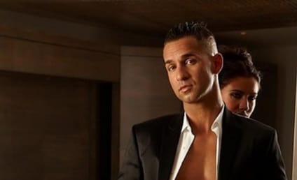 The Situation Models Tuxes, Keeps it Classy (Sort of)