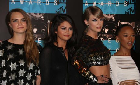 Inside Taylor Swift's Post-VMA Party: Who Bashed Miley Cyrus? Who Got Fall-Down Drunk?