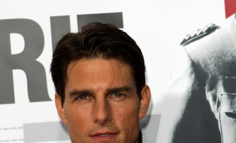 Tom Cruise's Crotch-Grabbing Wrestling Past