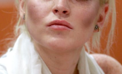 Lindsay Lohan: In the Morgue, Seeing Dead Folks