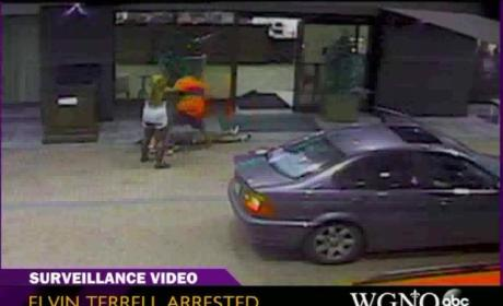 Man Knocks Girlfriend Unconscious