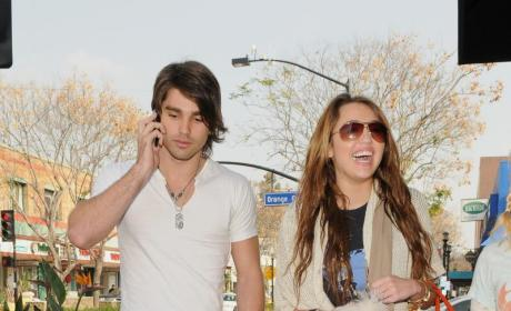 Miley Cyrus and Justin Gaston are Broken-Hearted, Miserable, Annoying