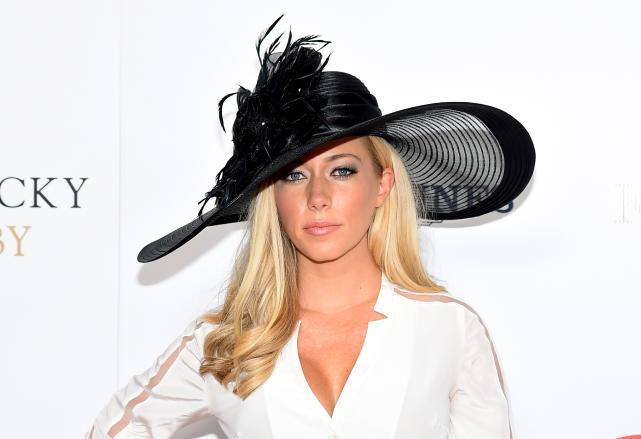 Kendra wilkinson hat