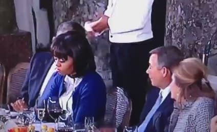 John Boehner on Michelle Obama Eye Roll: No Clue!