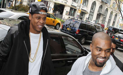 Kanye West: Pissed at Jay Z For Skipping Wedding, Drops Rapper's Name From Song Lyrics!