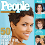 Halle Berry People Cover