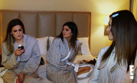 Keeping Up with the Kardashians Ratings: They're Krashing!