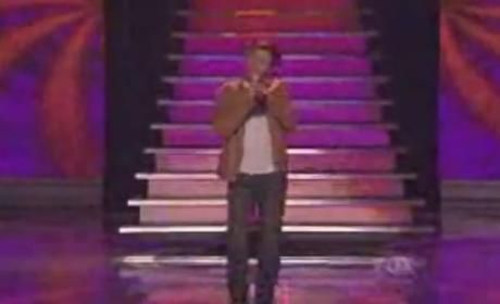 Scotty McCreery Goes Swingin' on Idol