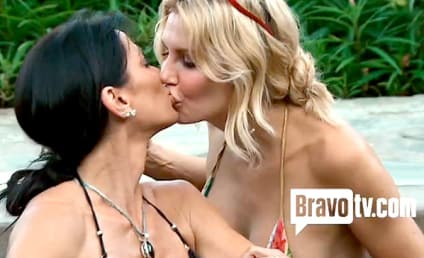 Brandi Glanville: I Made Out with Carlton Gebbia!