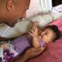 Dwayne Johnson Stop Talking Trash to Totally Melt Our Heart