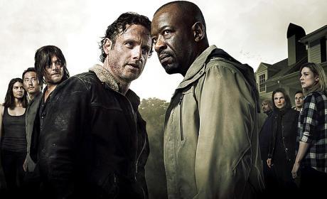 The Walking Dead Season 6: Major Feud on Tap?