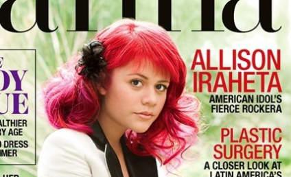 Allison Iraheta in Latina Magazine: Life is Good!