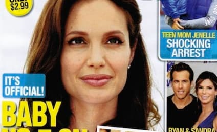 Angelina Jolie: (Not) Expecting Baby No. 7!!!