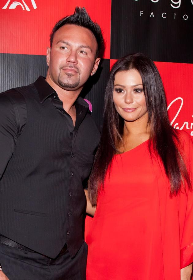 JWoww and Roger Mathews