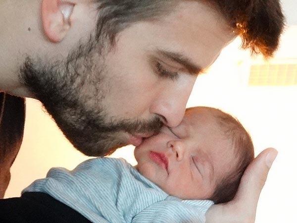 Shakira Baby Photo