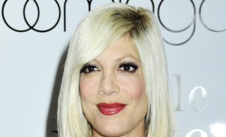 Tori Spelling's Mom Nixes Tori's Tribute to Dad