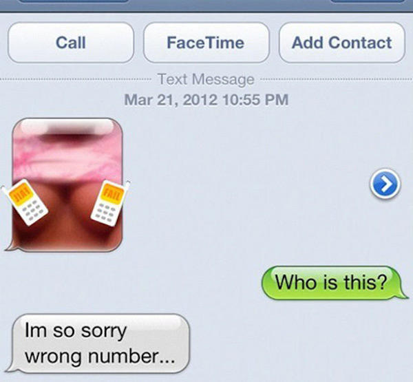Naked Picture Messages 13