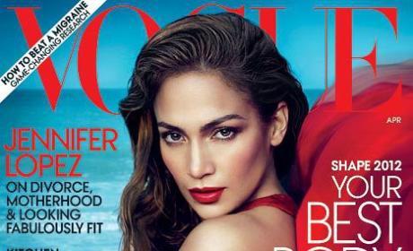 Jennifer Lopez Vogue Cover