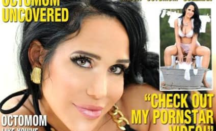 Nadya Suleman: Probed By IRS Over Octomom Porn Profits!