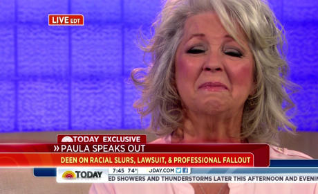 Poor Paula Deen Photo