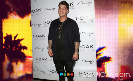 Rob Kardashian Tweets Mysterious Message