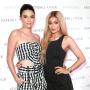 Kendall and Kylie Jenner promote collection