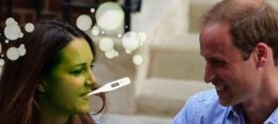 Kate Middleton: Morning Sickness FTW!!!