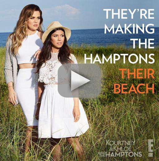 Khloe And Kourtney Take The Hamptons Episodes