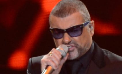 George Michael Crashes Car Into Building, Arrested