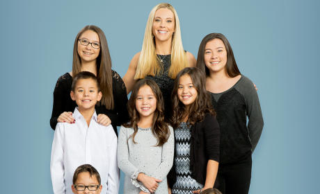 Kate Plus 8 Cast Photo