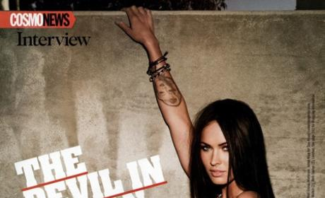 Megan Fox Hearts Jewish Men, Vagina Power