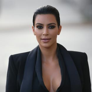 Kim Kardashian Walking