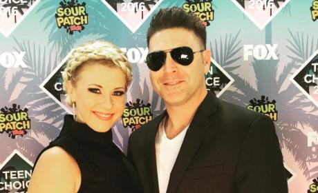 Jodie Sweetin Justin Hodak Teen Choice Awards Pic