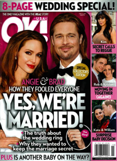 Brangelina Married!?