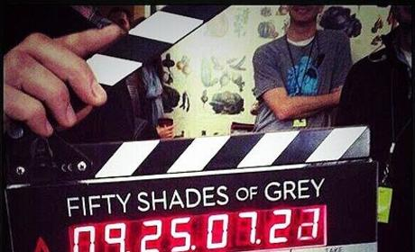 Fifty Shades of Grey Movie: Filming Finally Underway!