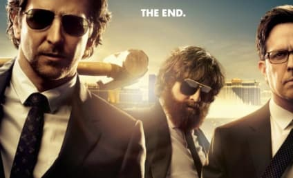 The Hangover Part III Posters: The Wolfpack is Back!