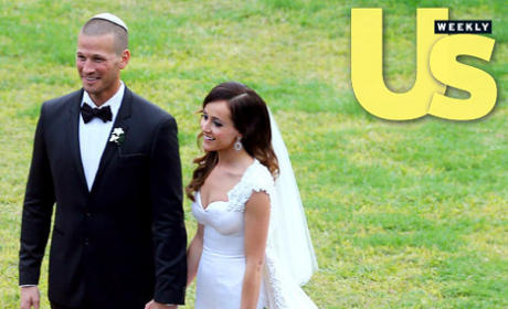 Ashley Hebert Wedding Dress: First Look!