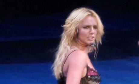 Britney Spears Gets Support From Siblings, Kids