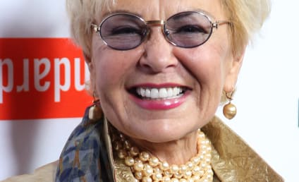 Roseanne Barr: Suffering From Glaucoma and Macular Degeneration, Going Blind